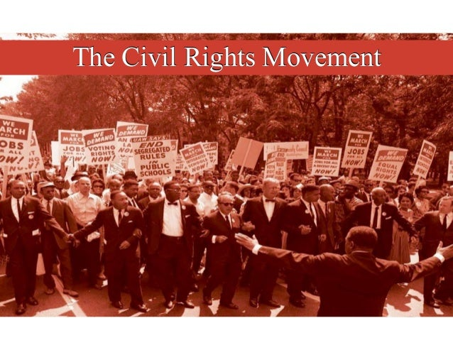 Chapter 28 - The Civil Rights Movement