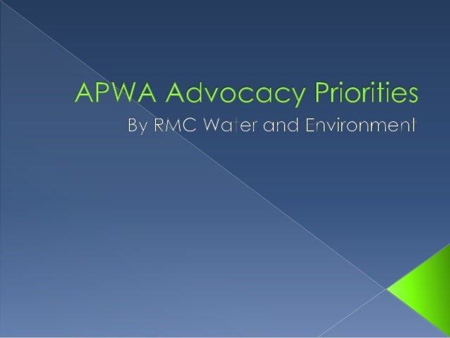  Based in California, RMC Water and Environment focuses its efforts solely on this vital resource. RMC Water and Environm...