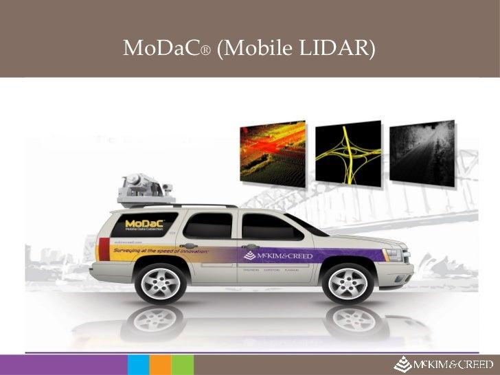 Mobile Lidar Scanning