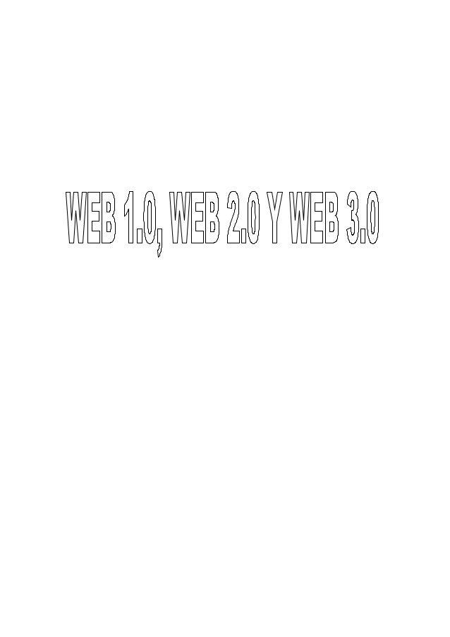 INTRODUCCIÓNLa web es básicamente un medio de comunicación de texto, gráficos y otros objetos multimedia através de intern...