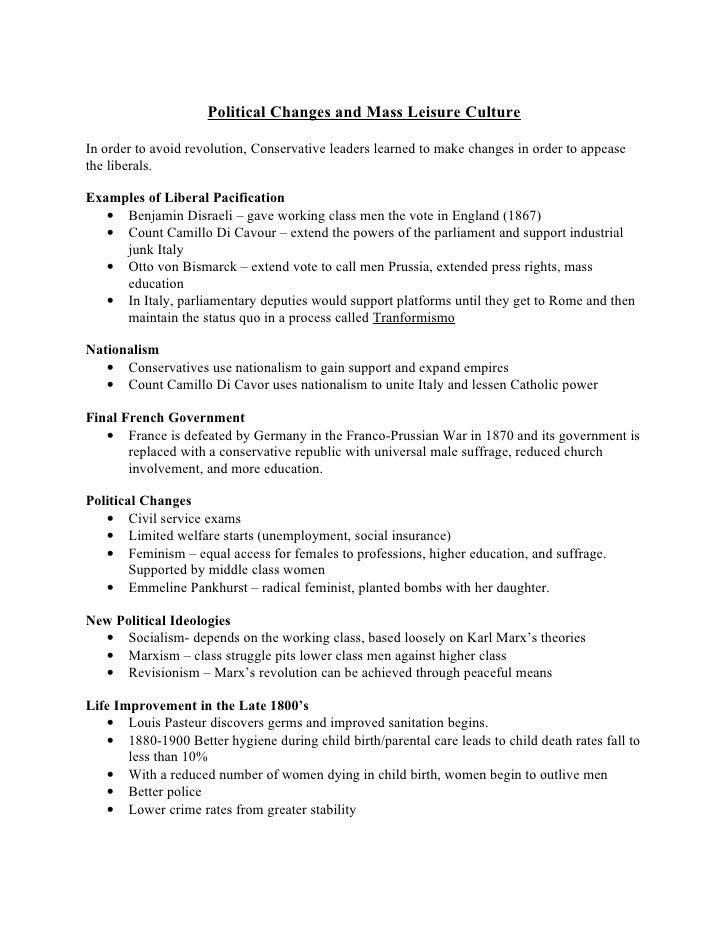 AP Comparative Study Guide - Scott County Schools