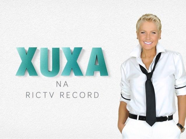Depois de construir uma carreira marcante e cheia de sucessos na Globo, Xuxa assinou com a Record e nós tínhamos a respons...