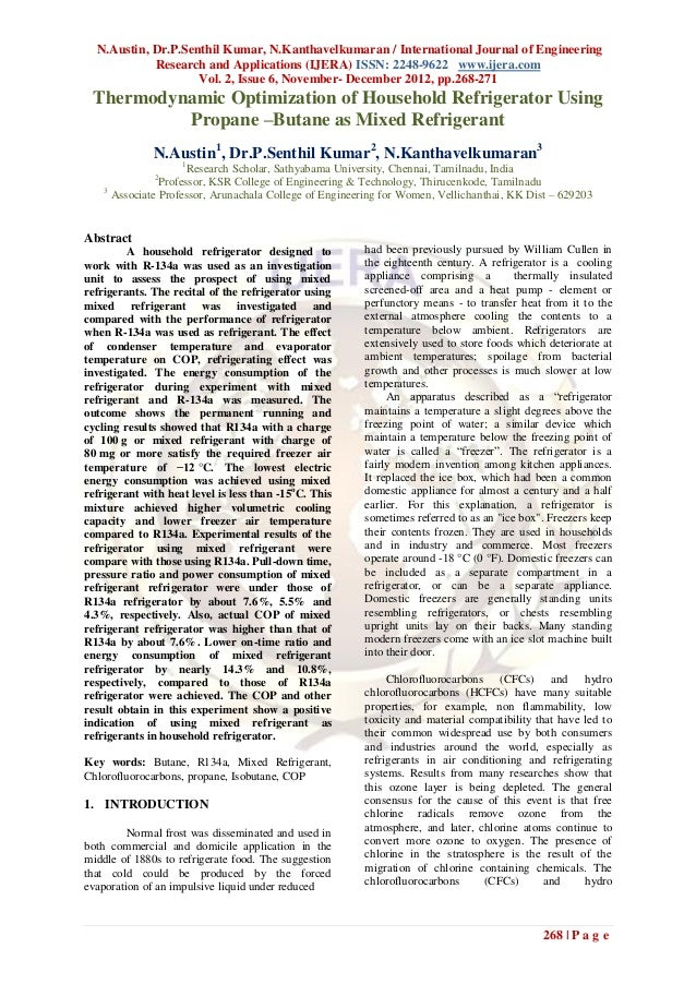 N.Austin, Dr.P.Senthil Kumar, N.Kanthavelkumaran / International Journal of Engineering            Research and Applicatio...