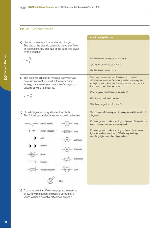 aqa science p2 2.3 homework sheet answers