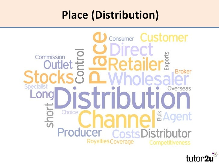 Place (Distribution)