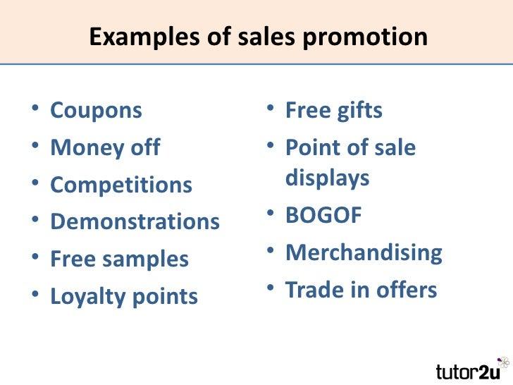 promotion marketing