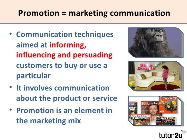 Marketing - Promotion Slide 3
