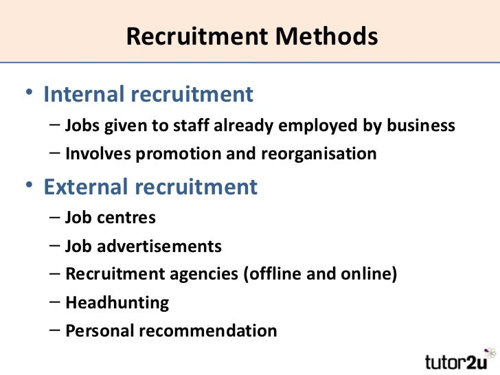 Advantages and Disadvantages of Selection and Recruitment