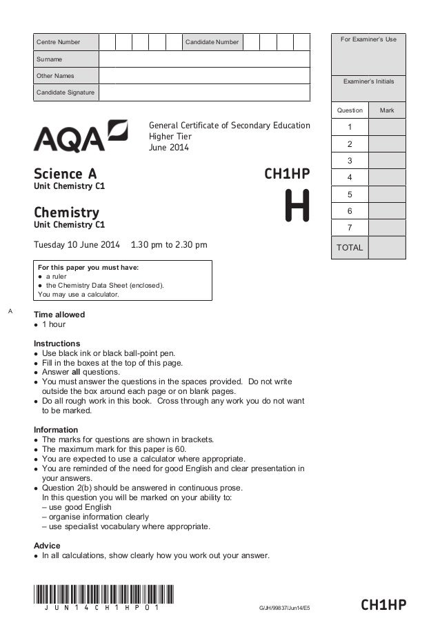 chemistry data sheet for ch1fp