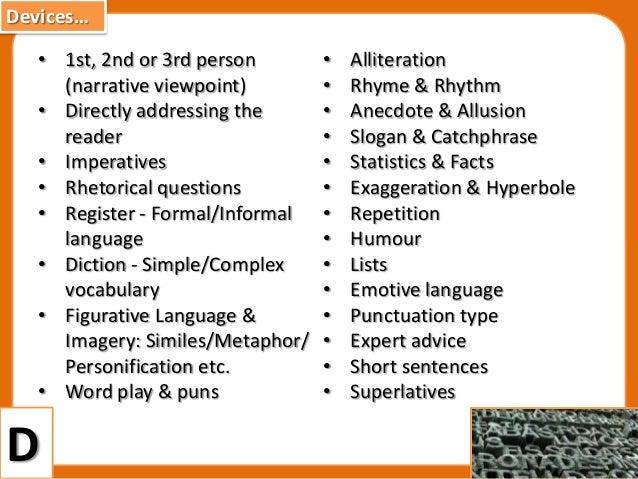 Literary response essay definition