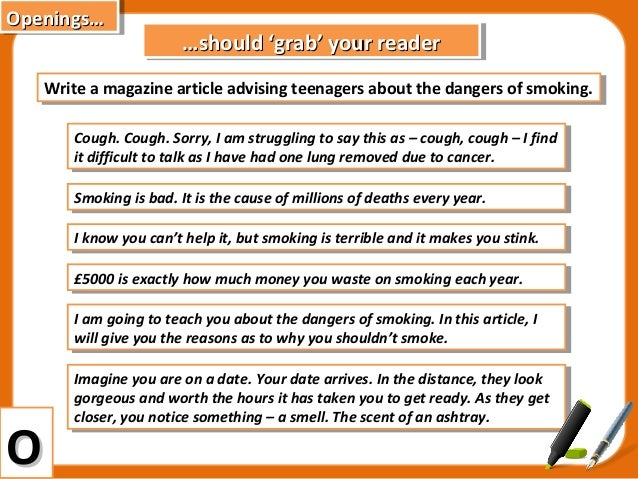 How Do You Write a Magazine Article Review?