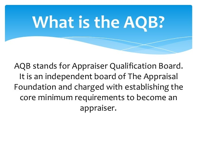 how to become an appraiser in ca