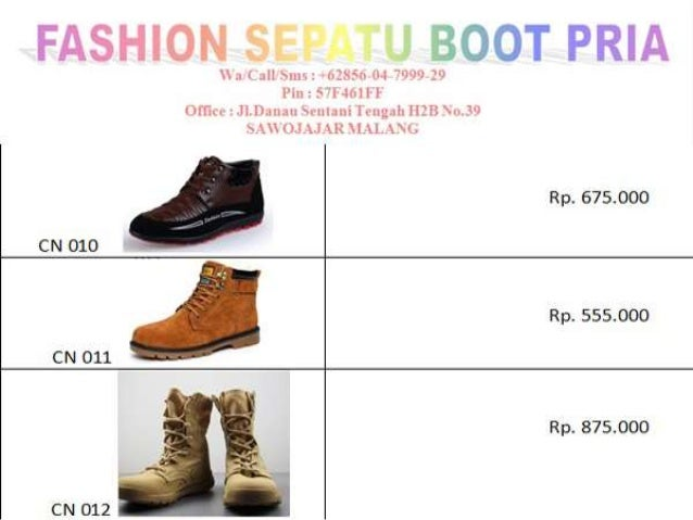 fashion dengan sepatu boot, +62856.04.7999.29