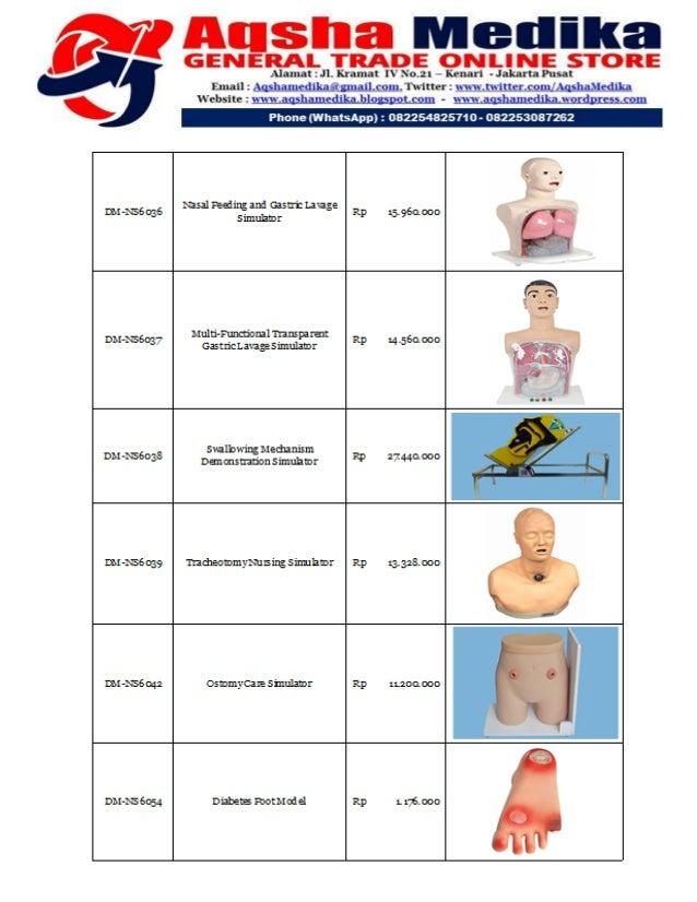 Brosur dan Harga Phantom Doctor Medicinae (Hal-10)