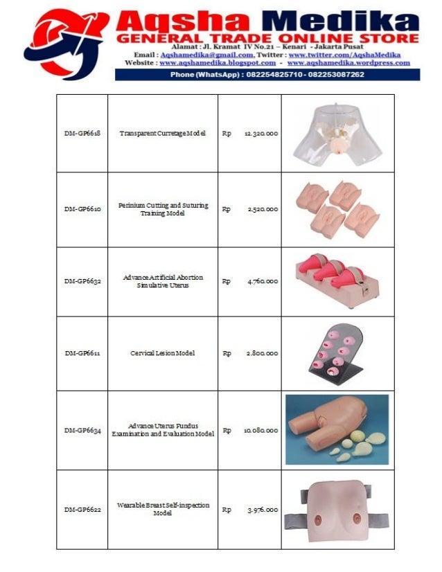 Brosur dan Harga Phantom Doctor Medicinae (Hal-12)