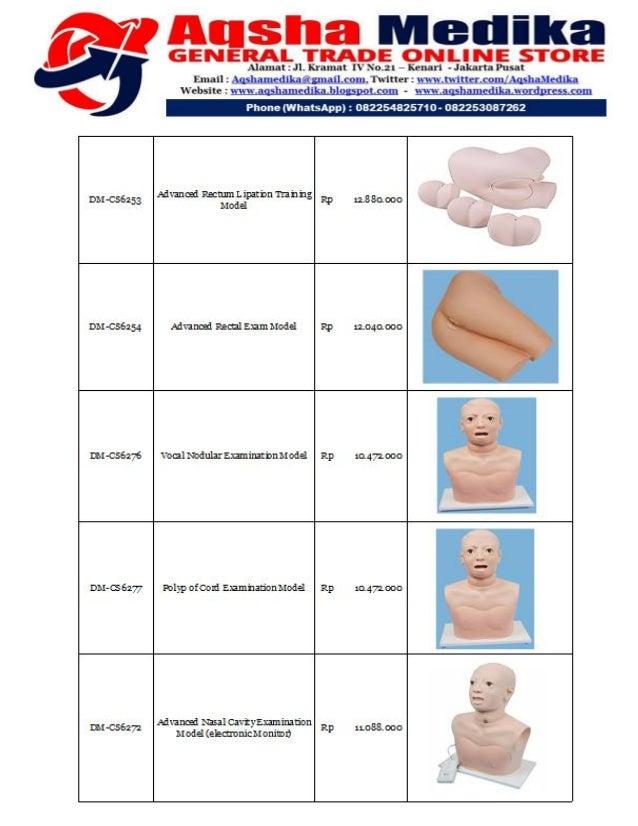 Brosur dan Harga Phantom Doctor Medicinae (Hal-23)