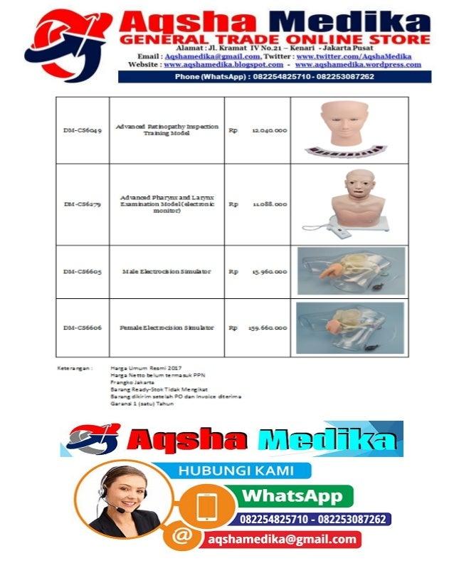 Brosur dan Harga Phantom Doctor Medicinae (Hal-24)