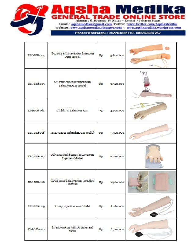 Brosur dan Harga Phantom Doctor Medicinae (Hal-05)