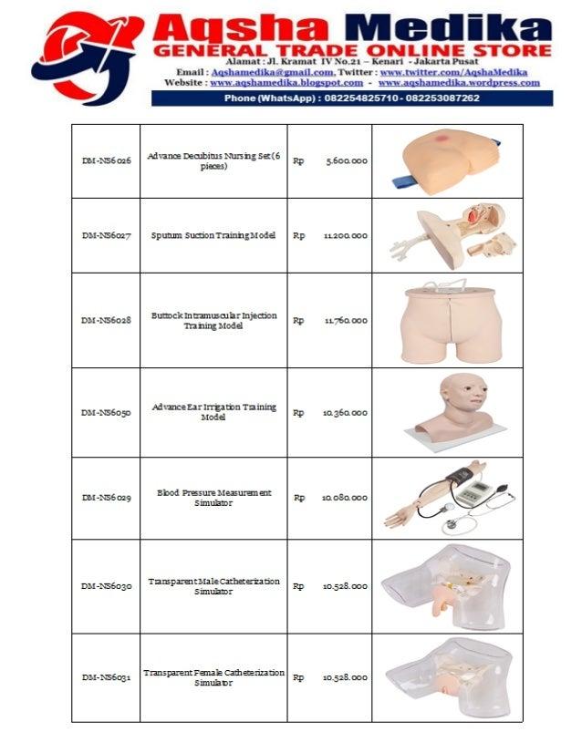 Brosur dan Harga Phantom Doctor Medicinae (Hal-08)