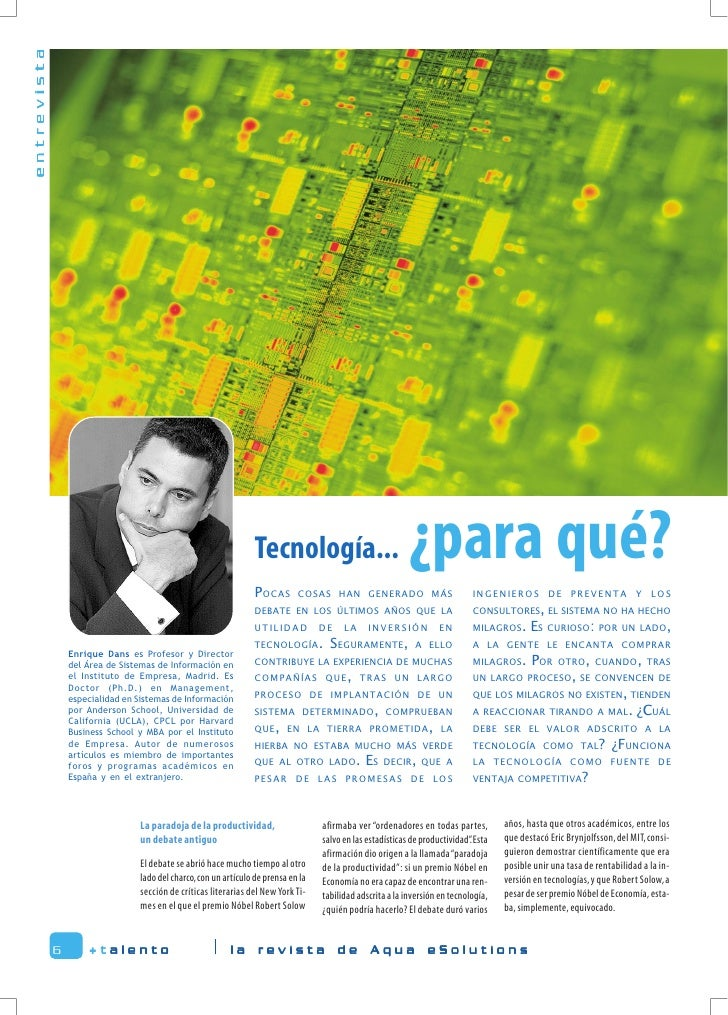 entrevista                                                                  Tecnología...                              ¿pa...