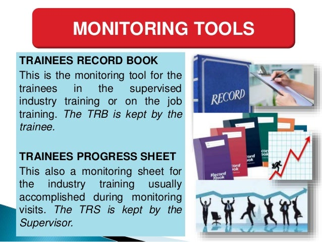 ojt monitoring system New york state workforce development system technical advisory: individual   local area (fox valley, wisconsin) ojt monitoring guide sample.