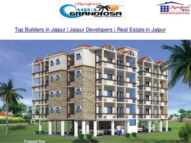 Top Builders in Jaipur | Jaipur Developers | Real Estate in Jaipur