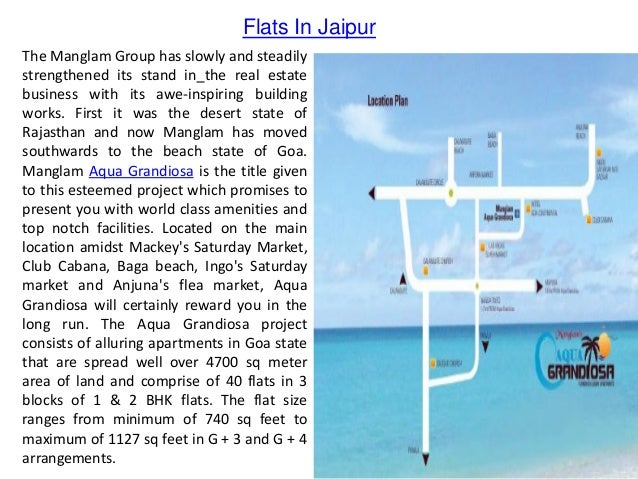 Flats in Goa | Apartments in Goa | Residential Property in Goa Slide 2