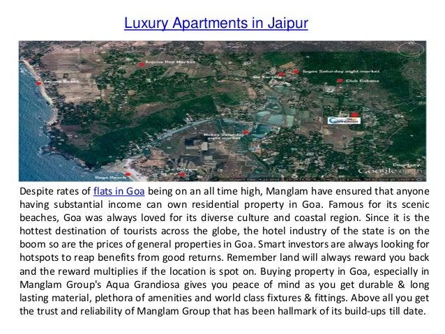 Flats in Goa | Apartments in Goa | Residential Property in Goa Slide 3
