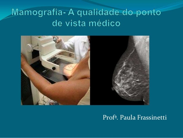 Profª. Paula Frassinetti