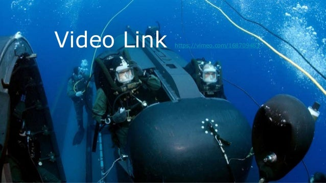 Video Link https://vimeo.com/168709483