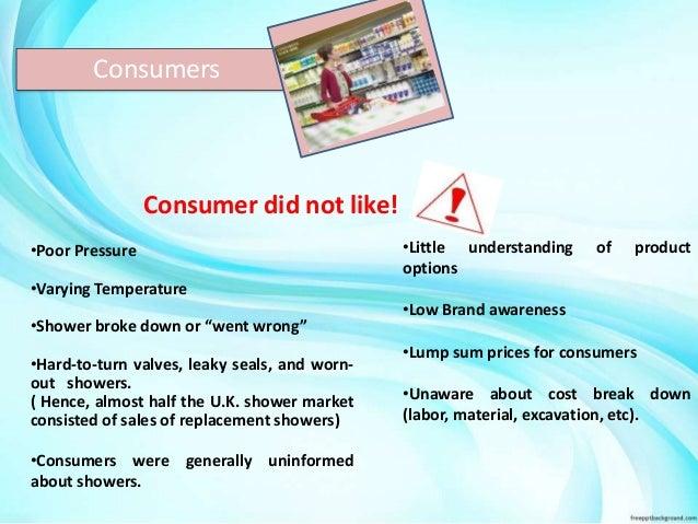 aqualisa quartz simply a better shower case study solution