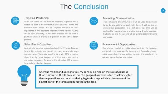 aqualisa quartz simply a better shower case study analysis