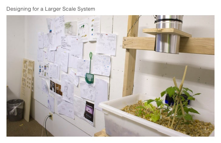 Designing for a Larger Scale System