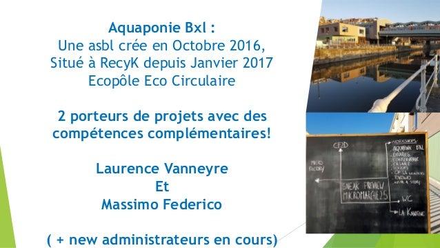 Aquaponie bxl Slide 2