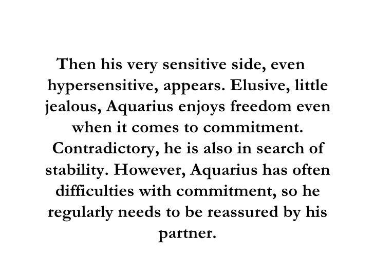 Traits of sagittarius man in love