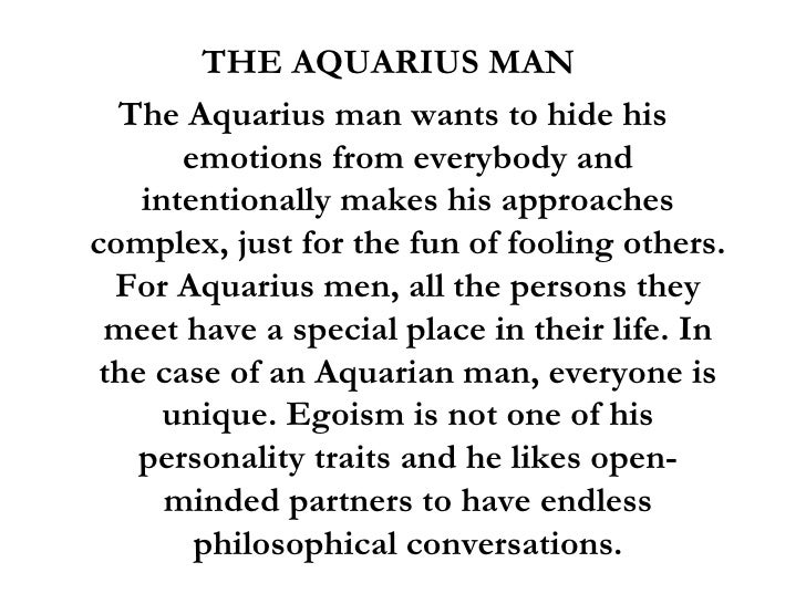 What Does Aquarius Shackle Want In A Woman
