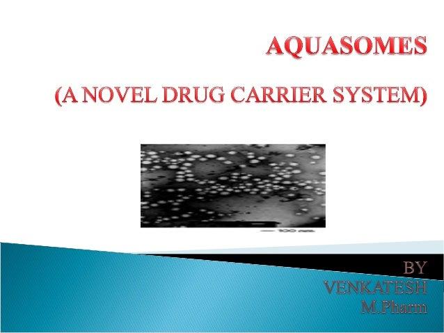 Aquasomes Download