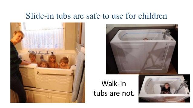 Attirant Slide In Tubs ...