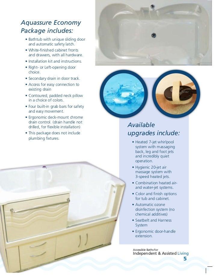 Slide In Tub - Cratem.com