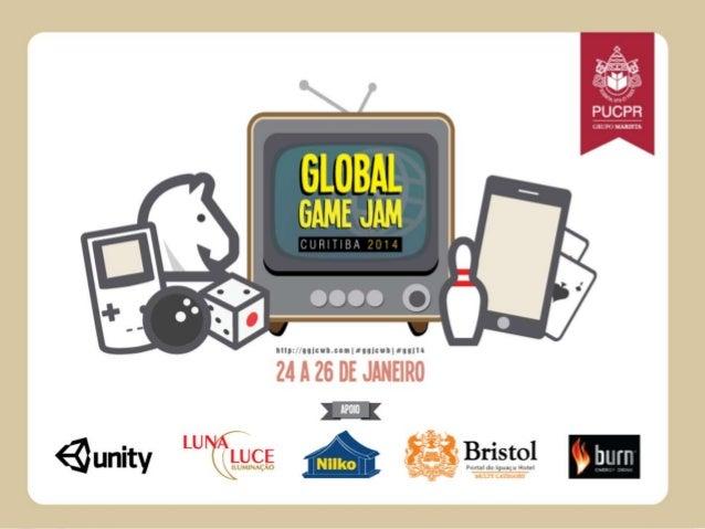 Aquecimento Global Game Jam Curitiba 2014  Bruno Campagnolo de Paula