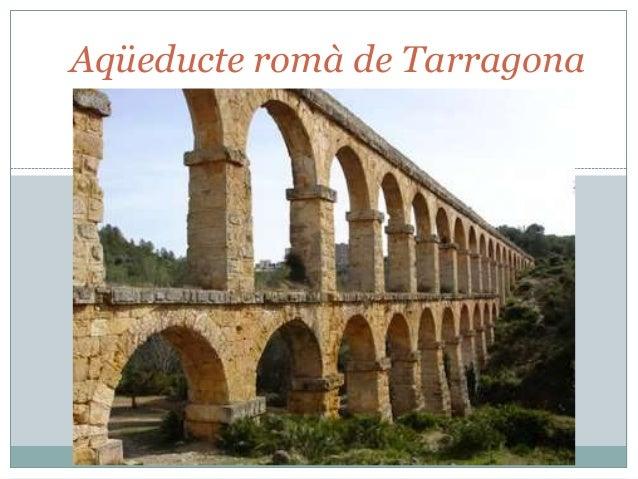 Aqüeducte romà de Tarragona