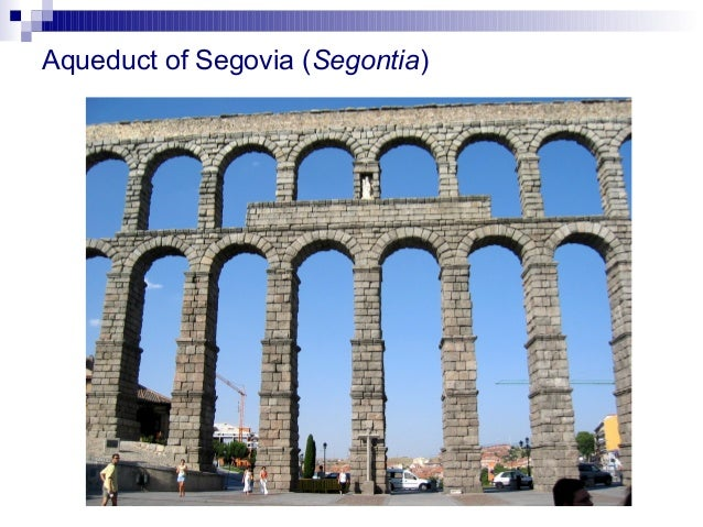 roman aqueducts and architecture essay Channels which served the needs of urban water supply are covered at the list of aqueducts in the roman empire cisterns ancient roman architecture.