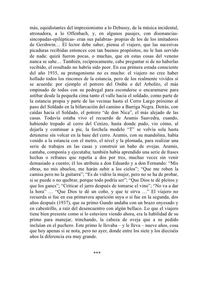 más, equidistantes del impresionismo a lo Debussy, de la música incidental,atronadora, a lo Offenbach, y, en algunos pasaj...