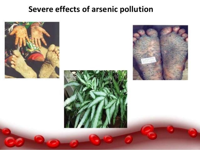 Aqueous Elemental Pollution