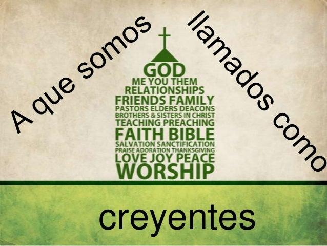 creyentes