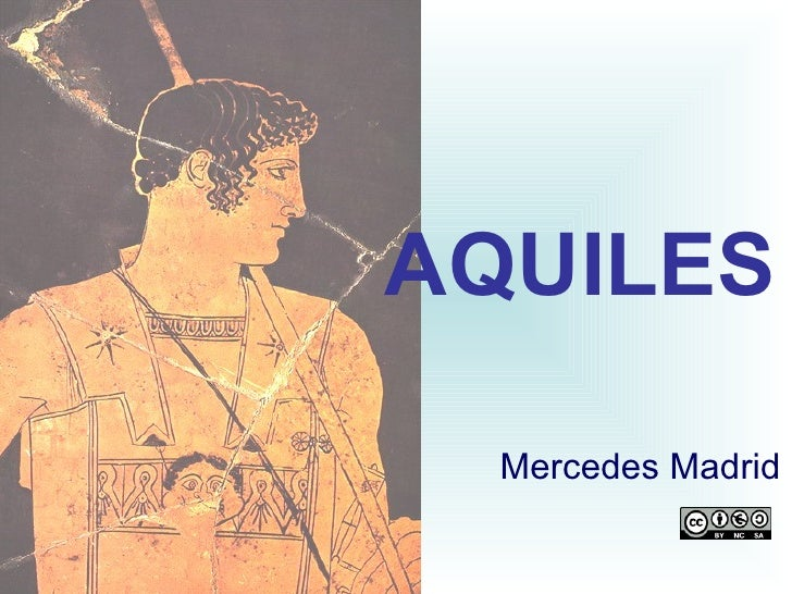 AQUILES    Mercedes Madrid