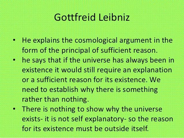 The Cosmological Argument Essay  Homework Example   Words    The Cosmological Argument Essay Outline The Cosmological Argument For The  Existence Of God  Marks