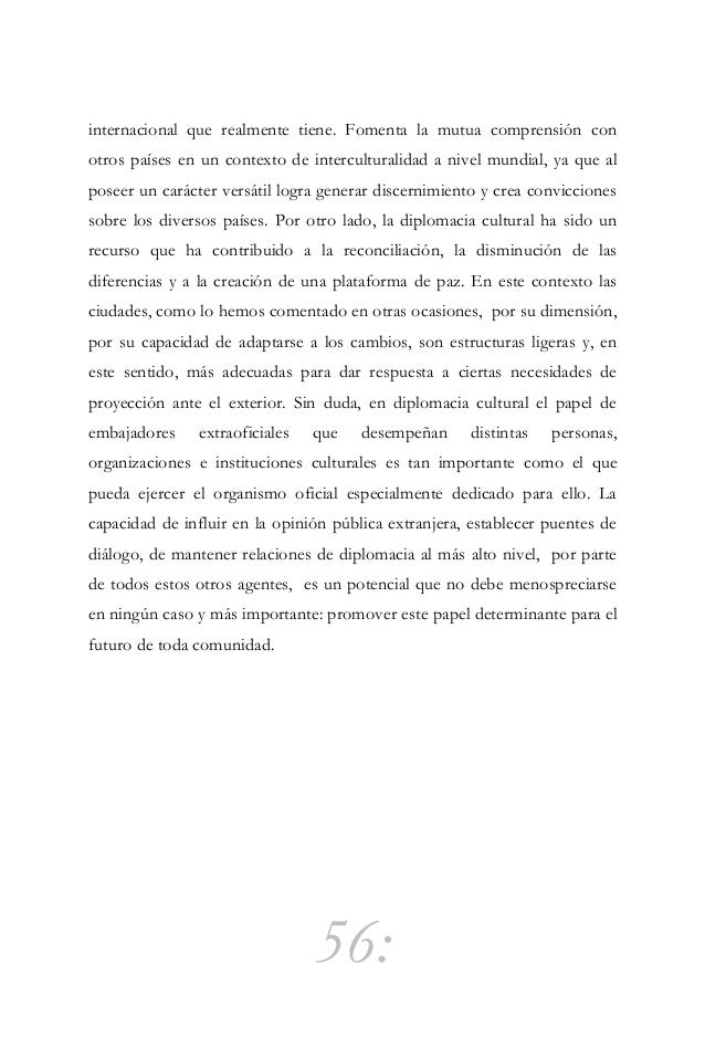 """57: El poder de la Cultura """"La cultura incluye todas las manifestaciones de los hábitos sociales de una comunidad, las rea..."""