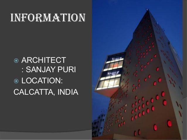 Ar  Sanjay Puri and his works