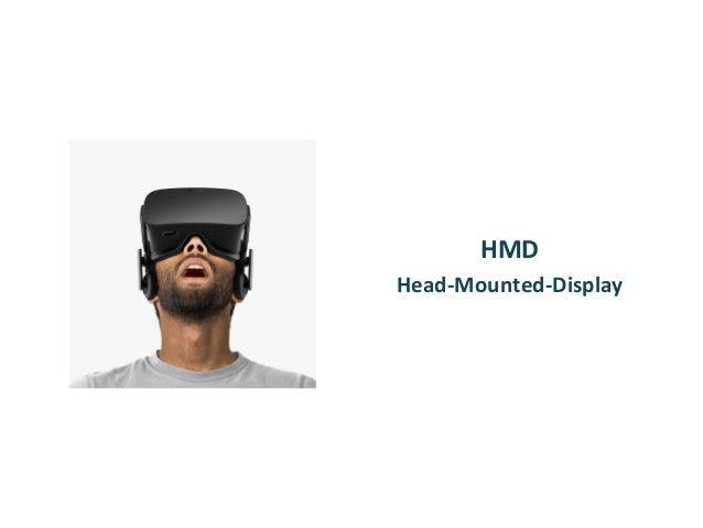 HMD Head-Mounted-Display